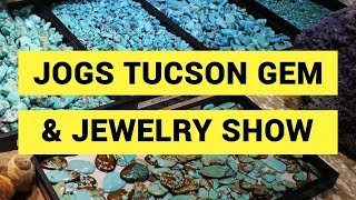 Top 7 Reasons to Visit the JOGS Tucson Gem & Jewelry Show