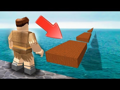 FALL OFF = GAME OVER! (Roblox)