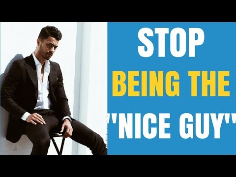 5 TRICKS to STOP Being The Nice Guy