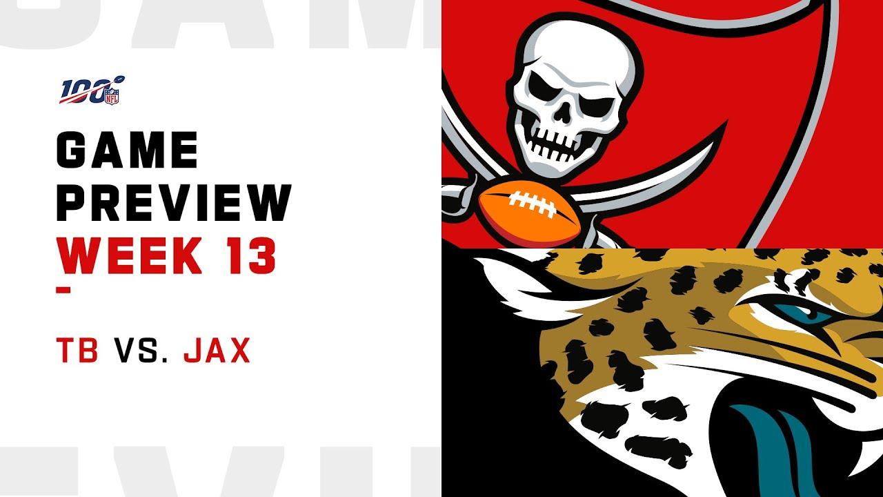 Buccaneers Vs. Jaguars Live Stream: Watch NFL Week 13 Game ...