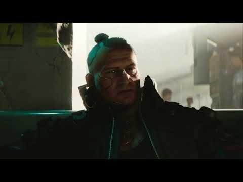 RQM on Cyberpunk 2077 trailer