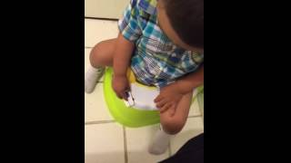 First time trying to potty train 31015