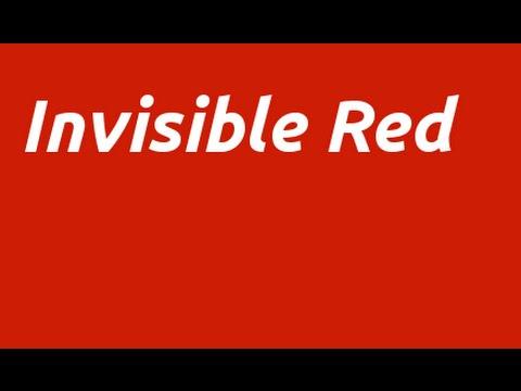 L'opzione Rosso Invisibile
