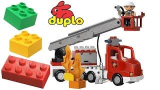 ✿ Пожарная машина Lego Duplo - Интересные игры и игрушки для детей(Пожарная машинка Пожарная машинка Пожарная машинка Пожарная машинка Пожарная машинка Пожарная машинка..., 2014-02-28T15:05:20.000Z)