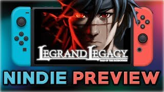 LEGRAND LEGACY: Tale of the Fatebounds | First 30 Minutes | Nindie Preview thumbnail