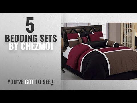 Top 10 Chezmoi Bedding Sets 2018: Chezmoi Collection 7