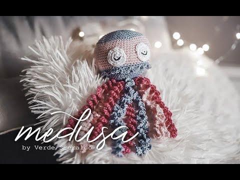 Medusas de ganchillo | Linayum | Flickr | 360x480