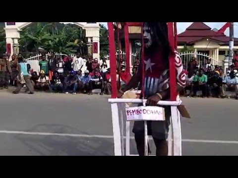 The Amazing Video on West Papuan Struggle 2012 (KNPB)