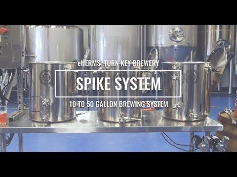 MobCraft Brewday on Spike System