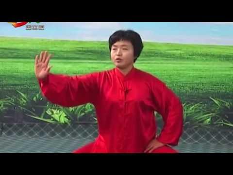 Тайцзицюань (стиль Чэнь, 18 форм, уроки 1-5)