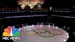 After The Olympic Games: The Costly Problem Of Leftover Stadiums | NBC News