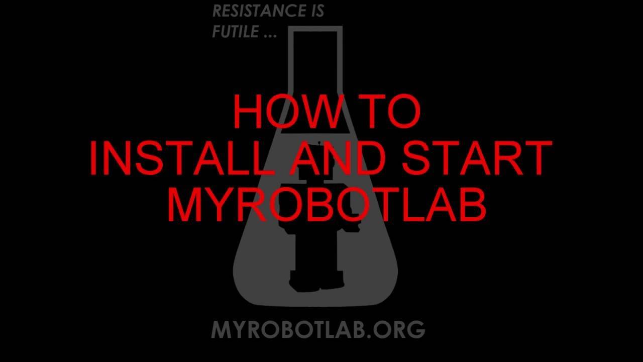 How to Start MyRobotLab – InMoov