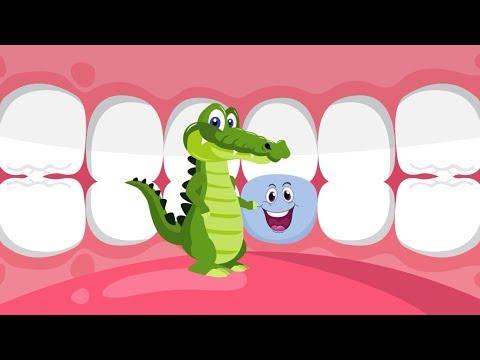 💎Видеоролик для детской стоматологии в Москве - Добрый крокодил