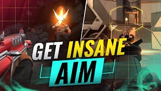 How To Get Near Perfect Aim! - Valorant Advanced Tips & Tricks