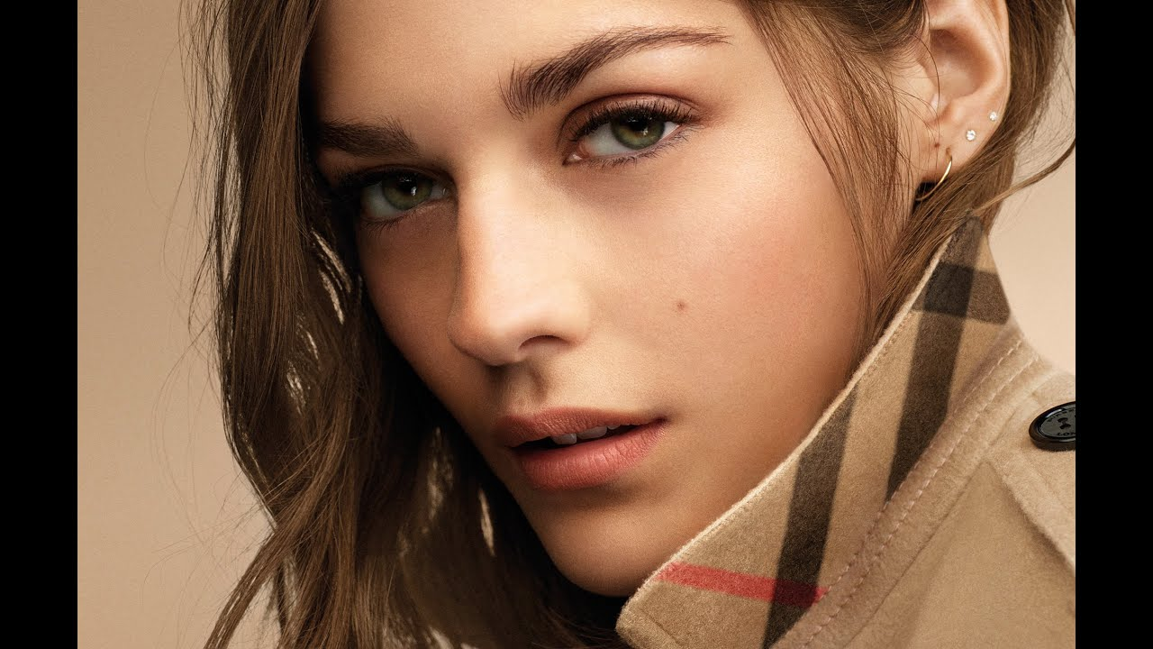 a9505a343d5e Introducing Burberry Cashmere Collection make-up - YouTube