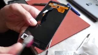 Google PIXEl 2 - Разборка всего телефона, ради замены акб.