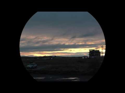 USAF Base PIK at sunrise 08-JAN-2017
