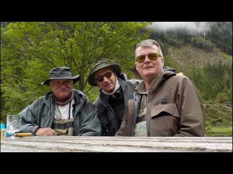 PECHE MOUCHE - AUTRICHE 2016 - Vallée de la SALZACH