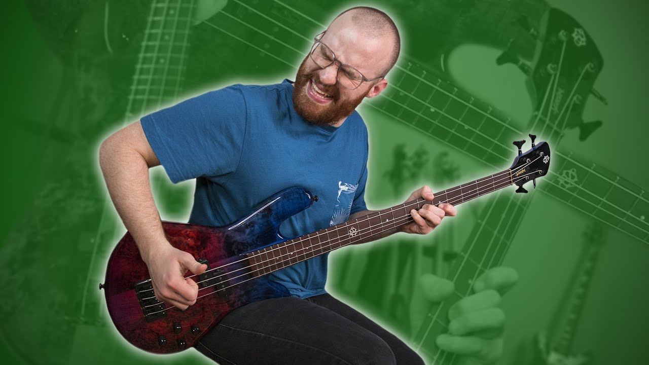 Spector Truly Lives Up To The HYPE! - Spector NS Ethos 4 [Demo]
