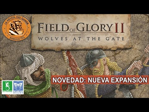 Field of Glory 2 español | Wolves at the Gate |