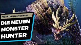 😍2 NEUE MONSTER HUNTER GAMES😍aber nicht MONSTER HUNTER WORLD 2 Monster Hunter Rise News Deutsch 2021