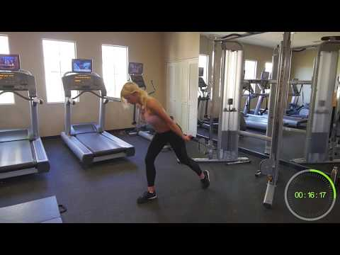 50 MINUTE CABLE MACHINE WORKOUT - BURN FAT BUILD  MUSCLE