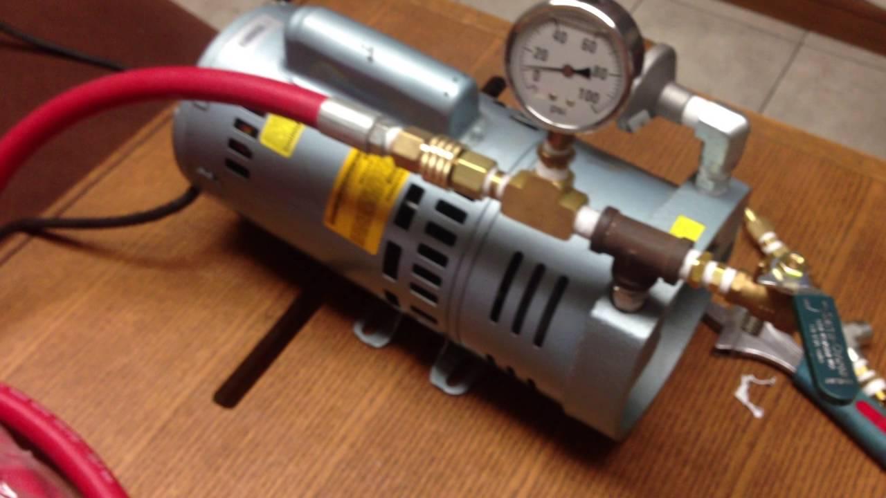 Gast 1023 101 Youtube Vacuum Pumps Wiring Diagram