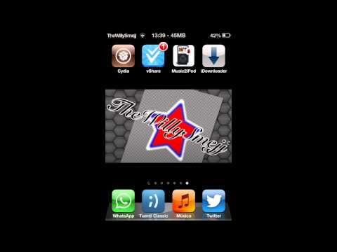 Descarga Musica Gratis En Tu Dispositio Apple Sin Itunes Ni PC HD