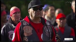Mongrel Mob, Black Power, Nomads, Tribesmen gangs unite to vote