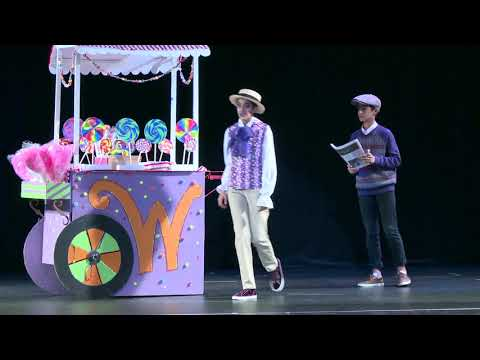 Willy Wonka Jr. -- Fudgemallow cast