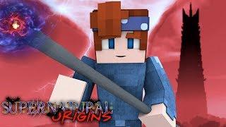 THE DARK DRUID TOWER! | SUPERNATURAL ORIGINS | EP 15 (Modded Supernatural Minecraft Roleplay)