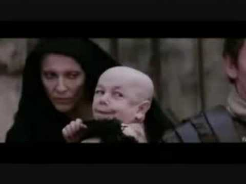 scary baby mel gibson parody youtube