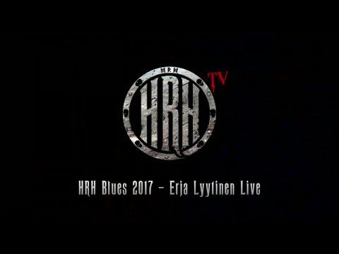 HRH TV - Erja Lyytinen Live @ HRH Blues