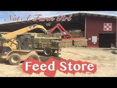 A Trip to the Feed Store