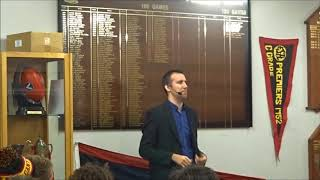 James Boyd AFL Impersonations Performed LIVE