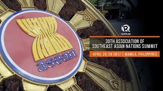 ASEAN 2017: Opening ceremony of the Summit