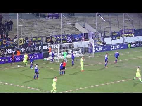 FSV Frankfurt - 1. FC Saarbrücken - Spielzusammenfassung (27. Spieltag)