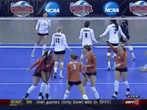 Stanford vs Texas 2008 [Set 2 part 1]