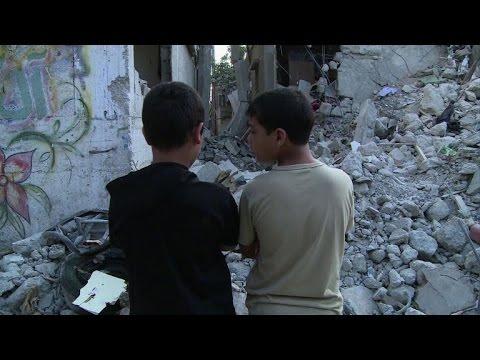 Nouvelles Victimes Palestiniennes Avant La Trêve Israélienne
