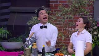 Anwar Dan Mpok Alpa Jadi Pelayan, Yang Beli Kabur Semua | OPERA VAN JAVA (17/11/19) PART 1