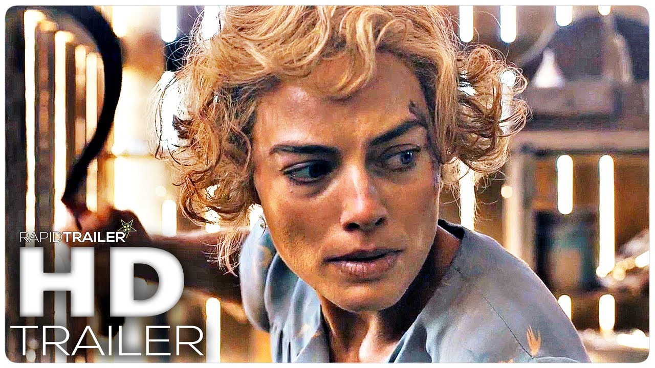 DREAMLAND Official Trailer (2020) Margot Robbie, Finn Cole Movie HD
