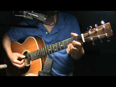 Video Sweet Baby James James Taylor Guitar Chords Finger Style