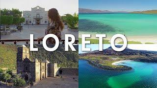 LO MEJOR en LORETO Baja California Sur | La Mision Loreto Hotel