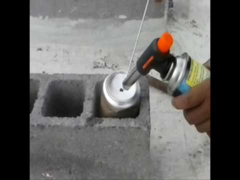 Ahora puedes soldar aluminio sin m quina m xico youtube for Como echar gotele sin maquina