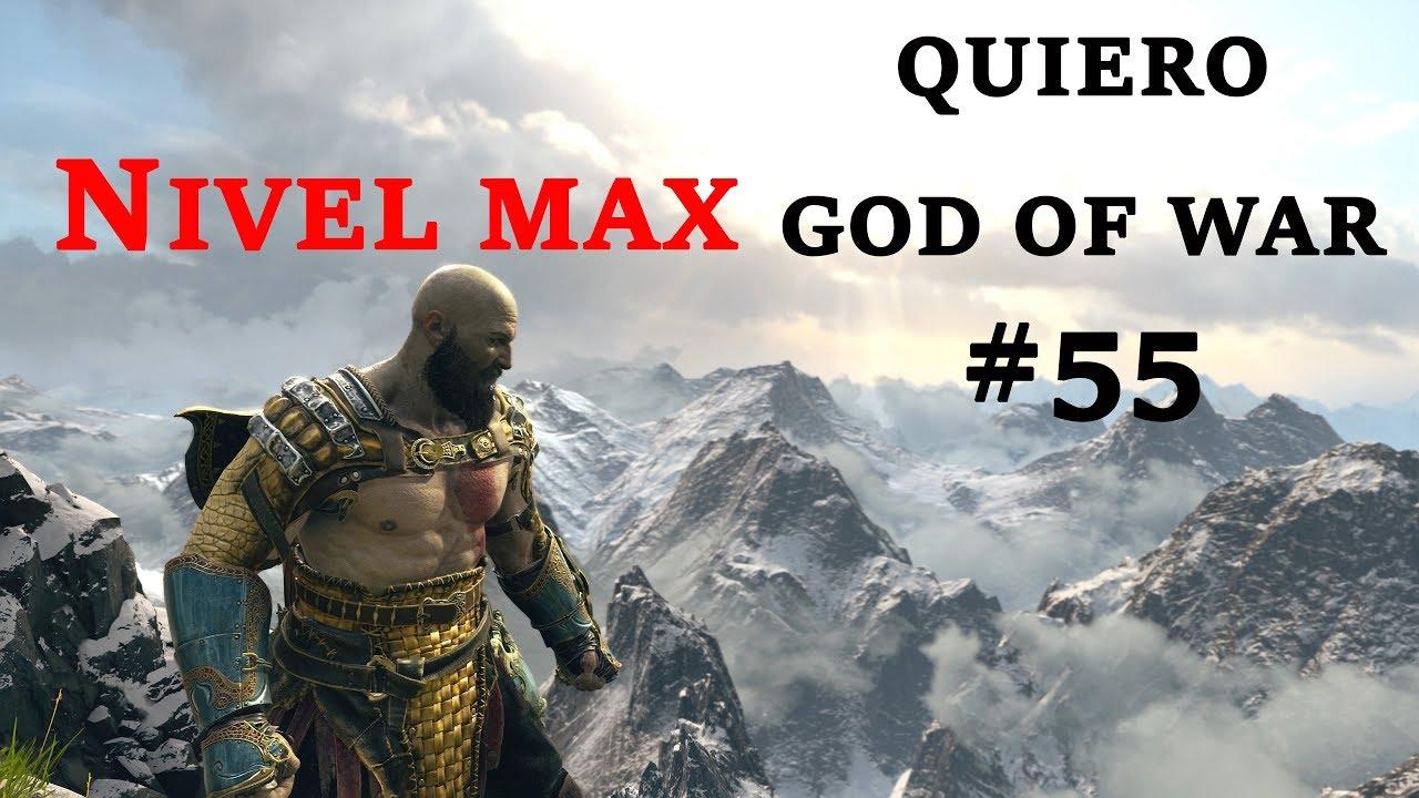 GOD OF WAR 4 / NIVEL GOD OF WAR #55 / ANATOMIA DE LA PROMESA - YouTube