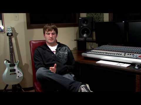 Landon Smith interview on recording