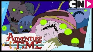 Adventure Time | From Bad to Worse | Happy Halloween | Cartoon Network