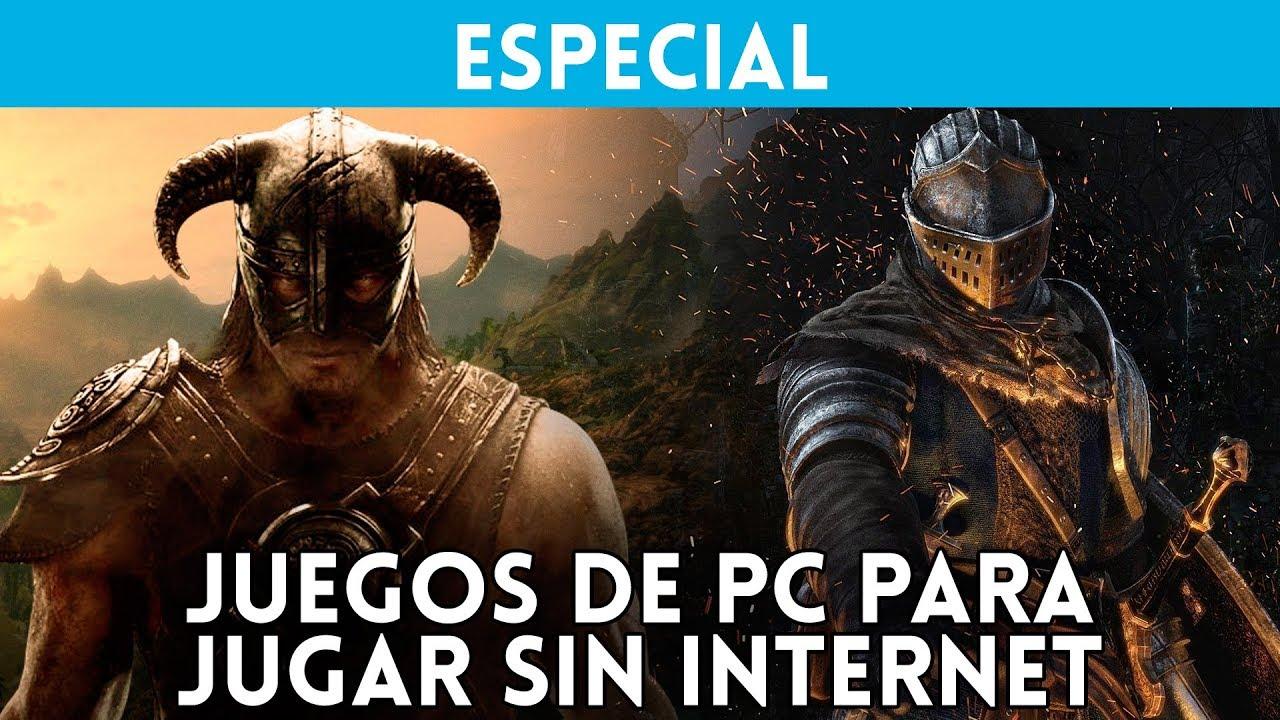 Los Mejores Juegos Pc Para Jugar Sin Internet Gaming Offline Youtube