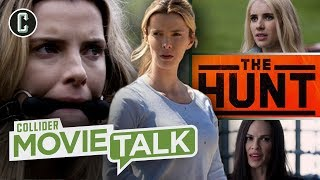 The Hunt Movie Cancelled by Universal: Is It Worth the Controversy? - Movie Talk