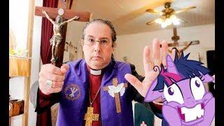 """El Padre Acuña denuncia mensajes satánicos en """"My Little Pony"""""""